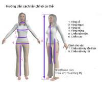 Hướng dẫn cách chọn size quần áo chuẩn Us cho nam, nữ