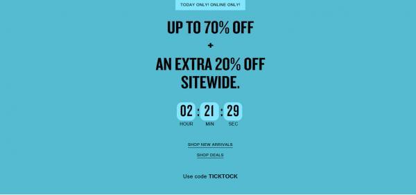 <b>Coachoutlet:</b> Giảm giá lên đến 70% + Extra 20%