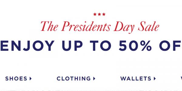<b>Micheal Kors:</b> Giảm tới 50% nhân dịp The Presidents Day Sale