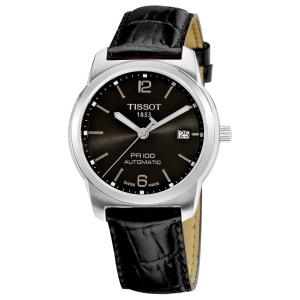 Đồng hồ Tissot PR100 Black Dial Automatic Mens Watch T0494071605700