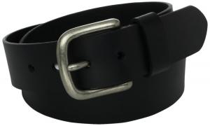 Levi's Men's Leather Bridle Cut Belt