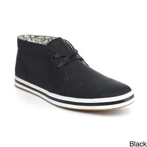 Arider AR3071 Men's High-Top Casual Shoes - Black