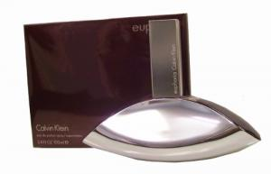 Calvin Klein Euphoria Eau de Parfum Spray for Women, 3.4 Fluid Ounce