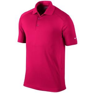Nike Golf 2014 Dri-FIT Victory Polo Legion Red/White XL