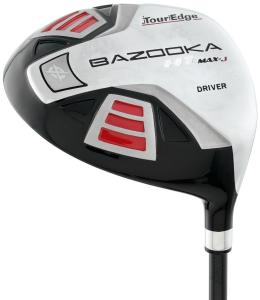 Tour Edge HT Max-J Driver (Junior's, Ages 5-8, Right Handed, Graphite, 15-Degrees)