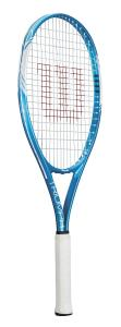 Wilson Sporting Goods Triumph Adult Strung Tennis Racket without Cover