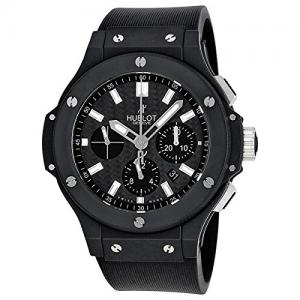 Hublot Big Bang Ceramic Black Magic Black Carbonfiber Mens Watch 301.CI.1770.RX