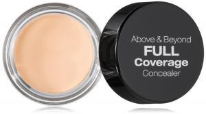 NYX Cosmetics Concealer Jar, Beige, 0.24 Ounce