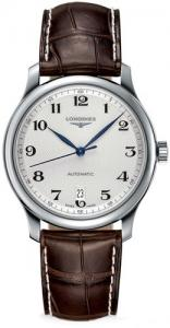 Longines Master Collection Automatic Silver Dial Stainless Steel Mens Watch L2.628.4.78.3