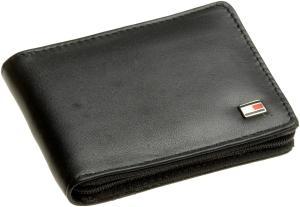 Tommy Hilfiger Men's Oxford Zip Around Wallet