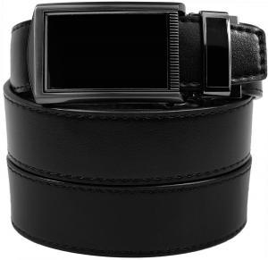 SlideBelts Men's Leather Ratchet Belt