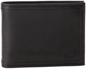 Dockers Men's Extra Capacity Leather Wallet