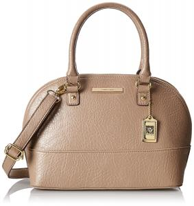 Anne Klein Against The Grain Satchel