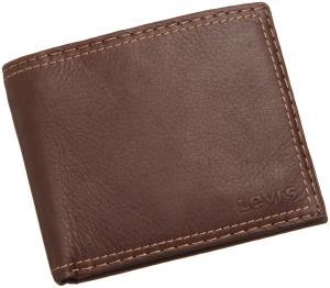 Levi's Men's Extra Capacity Slimfold Wallet