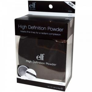 e.l.f.Studio high definition powder translucent, 0.28 Ounce