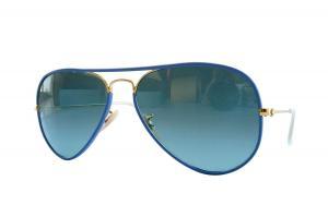 Ray-Ban Men's 0RB3025JM Iridium Aviator Sunglasses