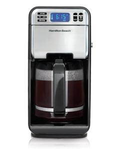 Hamilton Beach 46201 12 Cup Digital Coffeemaker, Stainless Steel