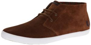 Fred Perry Men's Byron Mid Suede Boot
