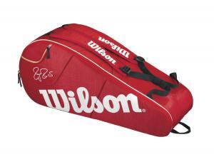 Wilson Federer Team 6-Pack Bag