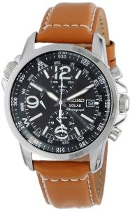 Đồng hồ Seiko Men's SSC081 Adventure-Solar Classic Casual Watch