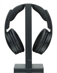 Tai nghe Sony MDRRF985RK Wireless RF Headphone, Black