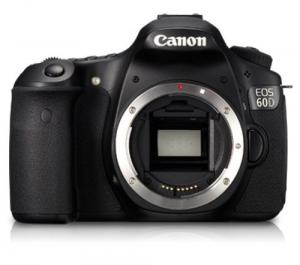 Canon EOS 60D 18 MP CMOS Digital SLR Camera Body Only (discontinued by manufacturer)