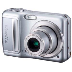 Fujifilm Finepix A850 Digital Camera 8.1 Megapixels 3x Optical Zoom ISO800 (Picture Stabilization) 2.5-inch LCD