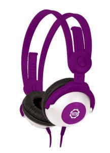 Tai nghe Kidz Gear Wired Headphones For Kids - Purple