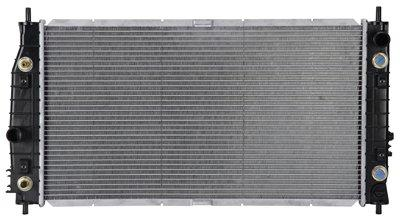 Prime Choice Auto Parts RK806 New Complete Aluminum Radiator