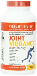 Thực phẩm dinh dưỡng Vibrant Health Joint Vibrance, Tablets, 252-Count