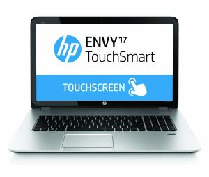 Máy tính xách tay HP Envy 17-j130us 17.3-Inch Touchsmart Laptop with Beats Audio