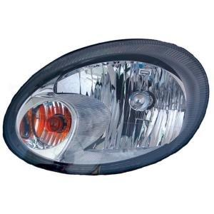 Prime Choice Auto Parts KAPDG10092A1L Driver Side Headlight Assembly