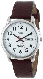Đồng hồ Timex Men's Brown Watch With White Dial