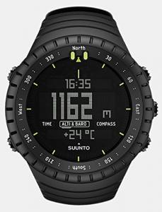 Đồng hồ Suunto Core Wrist-Top Computer Watch with Altimeter, Barometer, Compass, and Depth Measurement