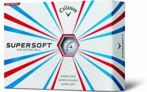 Callaway Supersoft Golf Balls (Pack of 12)