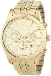 Đồng hồ Michael Kors Watches Lexington (Gold)