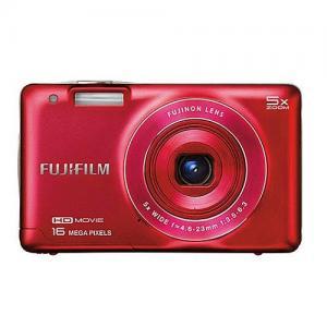 Fuji X680 Digital Camera - Red