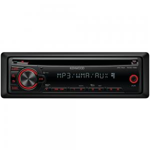 Kenwood KDC-152 In-Dash MP3/WMA CD Receiver