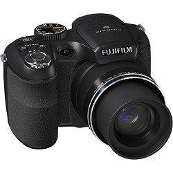 Fujifilm FinePix S2700 12.2MP Digital Camera with 18x Optical Zoom, 3