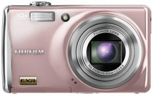 Fujifilm FinePix F80EXR 12 MP Super CCD EXR Digital Camera with 10x Wide Angle Optical Zoom and 3.0-Inch LCD Pink