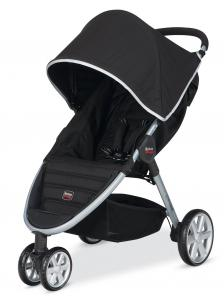 Xe đẩy Britax 2014 B-Agile Stroller, Black