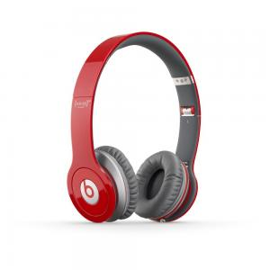 Tai nghe Beats Solo HD RED Edition On-Ear Headphones (Discontinued by Manufacturer)