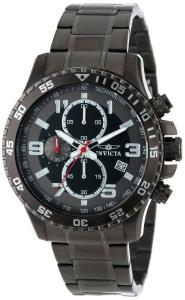 Đồng hồ Invicta Men's 14879 Specialty Chronograph Silver Dial Gunmetal Casual Watch