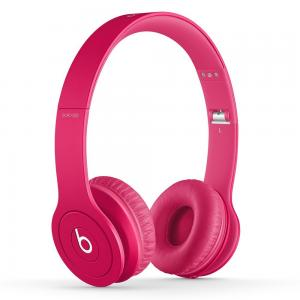 Tai nghe Beats Solo HD On-Ear Headphone (Drenched in Pink)