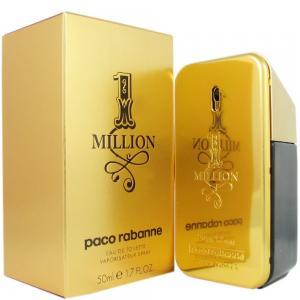 Nước hoa Paco Rabanne One Million Eau de Toilette Spray for men, 1.7 Fluid Ounce