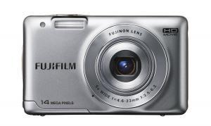 Fujifilm Finepix JX500 14-Megapixel Digital Camera | Silver