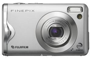 Fuji FinePix F20 Digital Camera