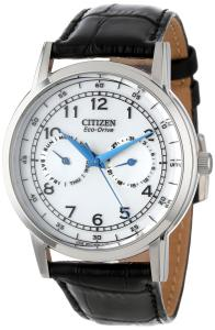 Đồng hồ Citizen Men's AO9000-06B Eco-Drive Stainless Steel Day-Date Casual Watch