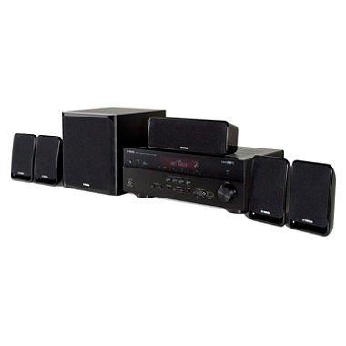 Dàn âm thanh Yamaha Digital Home Theater System YHP-S101BL (Discontinued by Manufacturer)