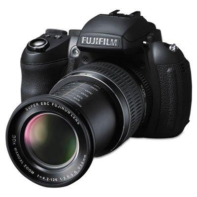FUJ16286187 Fuji Finepix Hs35exr Digital Camera, 16Mp, 30X Optical Zoom, 60X Digital Zoom